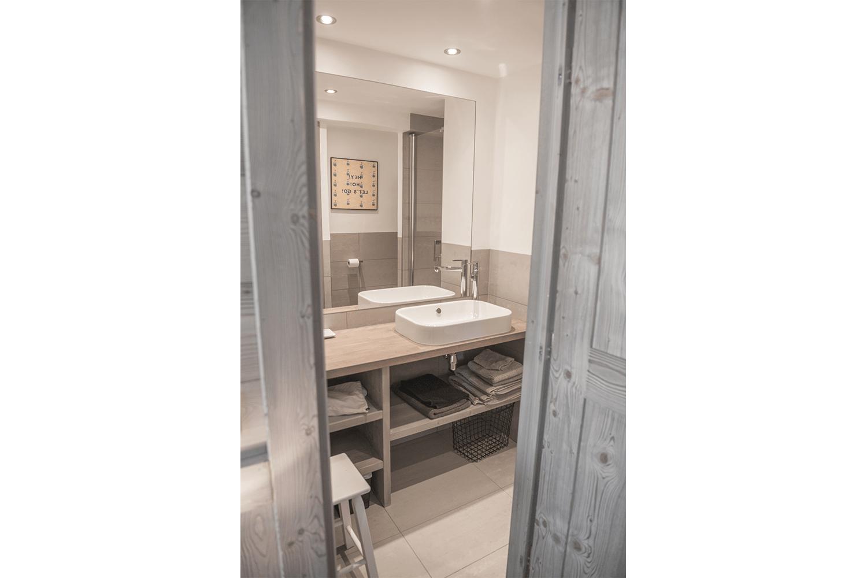 Salle de bain chambre Mouton